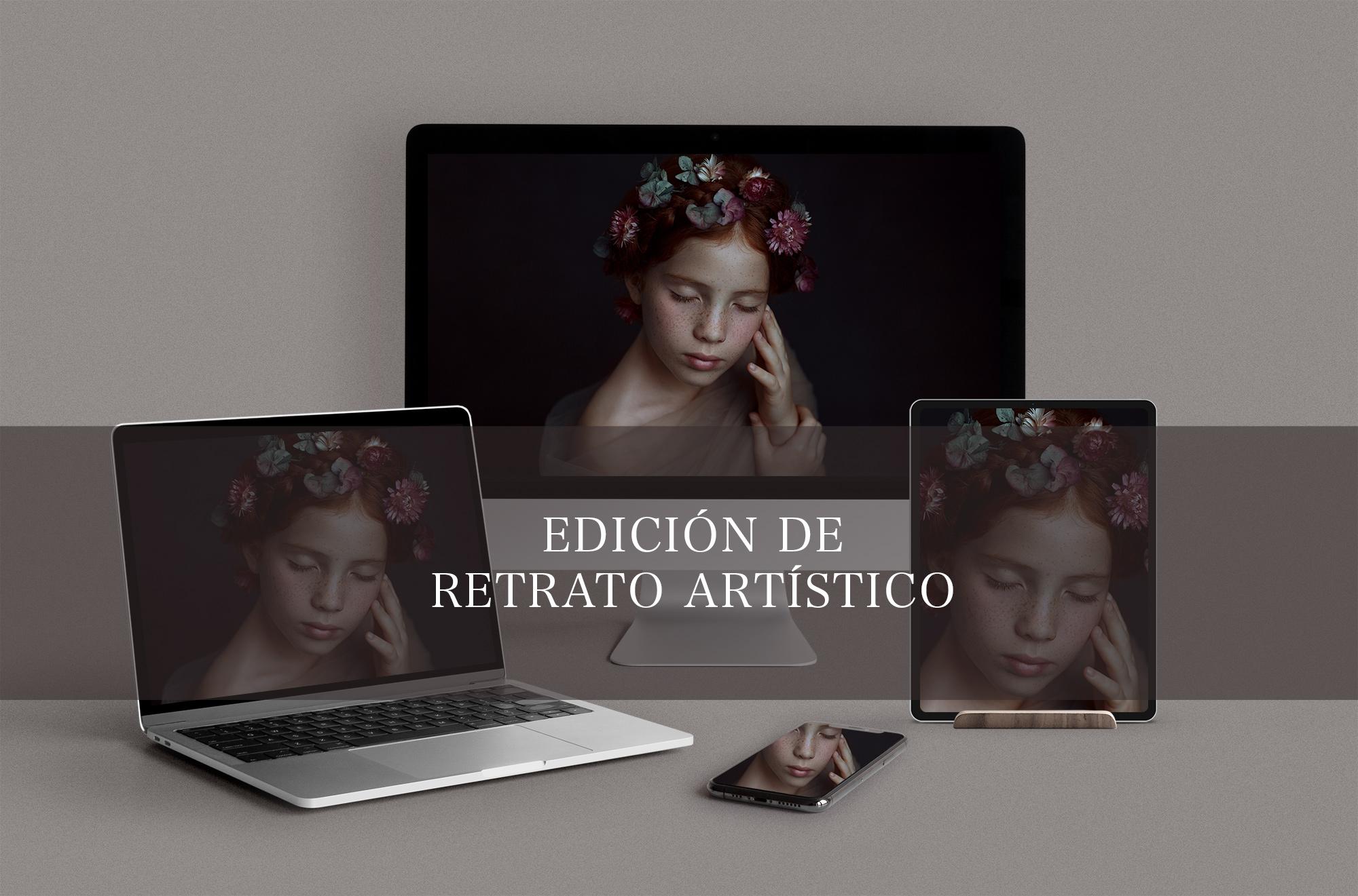 tutorial de edición de retrato artístico-p